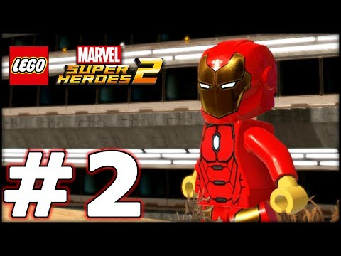 LEGO Marvel Superheroes 2 - LBA Episode 2 - New York 2099!