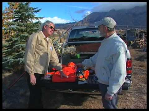 How To Use A Chainsaw Safely Part 1