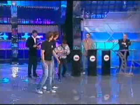 квн Пирамида  Минута славы: Хома и Цвырь-танец:)
