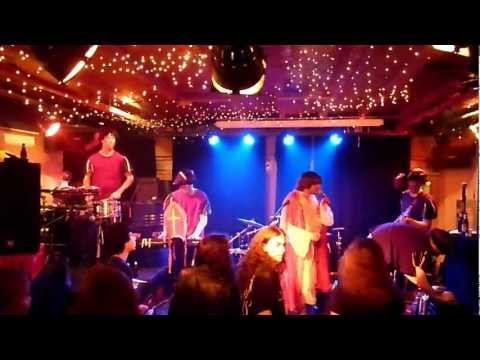 First time performance of this song @ Kafee de Splinter, Venlo, Holland - Populair Vleisch - Sunday