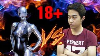 Trò chuyện cùng Robot 18+