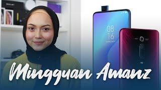 Mingguan Amanz - Red Magic 3, Xiaomi Mi 9T, Xiaomi Mi Band 4