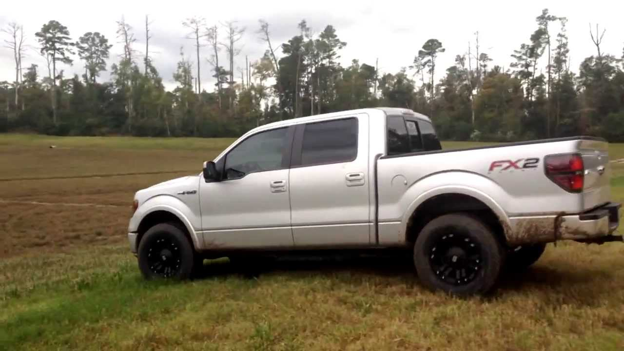 Ford F-150 Fx2 Off Road Fun - YouTube