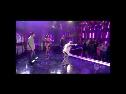 Jaden Smith dancing