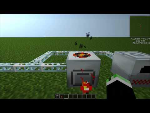 Tekkit Tutorial - Rotary Macerator and Induction Furnace