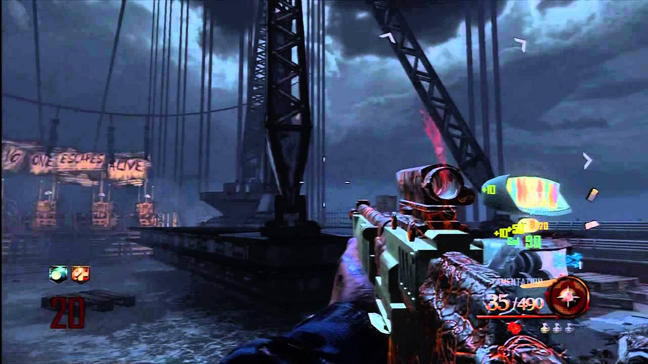Call of Duty Black Ops II Video Game  TV Tropes