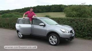 Nissan Qashqai SUV (2007-2013) review - CarBuyer