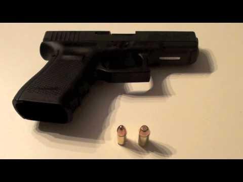 Glock 23 Gen4 load unload field strip shooting