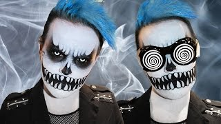 Punk Jester - Makeup Tutorial!