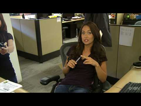 Jessica Chobot on Comic-Con 2010