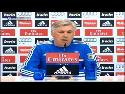 """Ancelotti: """"Si Cristiano no mejora, descansará"""""""