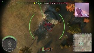 Стрим World of Tanks (WoT)  #5 Как всегда НубоТанкист) Ps4 Pro