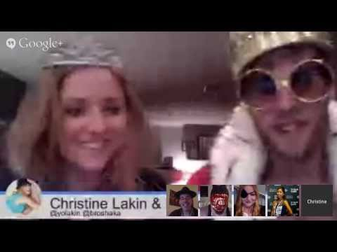 Super Geeked Up - Ep. 50 - Halloween! Christine Lakin from Family Guy/Step By Step, Brandon Breault