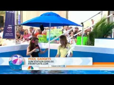 TODAY SHOW June 20 2013 Splash into sunner with these