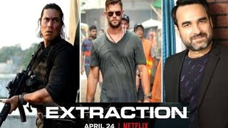 Extraction 2020 Hindi ORG Dual Audio 720p 1.1GB  | Movies 4 u