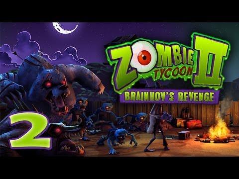 Прохождение Zombie Tycoon 2: Brainhov's Revenge - #2