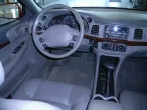 2000 chevrolet impala youtube - Chevrolet replacement parts interior ...
