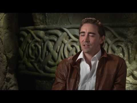 The Hobbit: The Desolation Of Smaug. Interview: Lee Pace. playing Thranduil . Elven King h264 hd