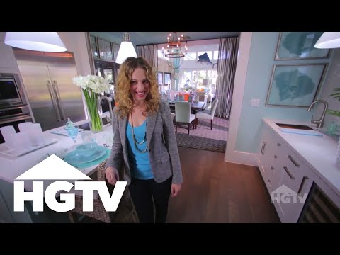 HGTV Smart Home 2013 Interior Tour