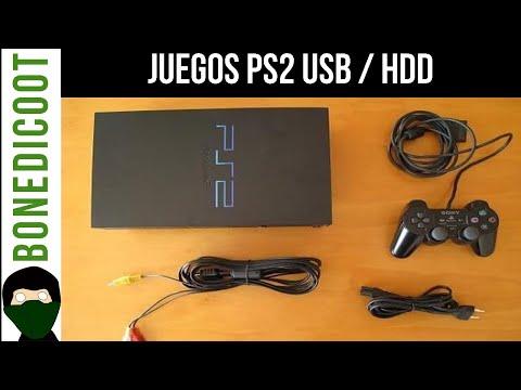 Como Cargar juegos de Ps2 desde USB o HDD Disco Duro (El Mejor Video Sobre este tema en Youtube)
