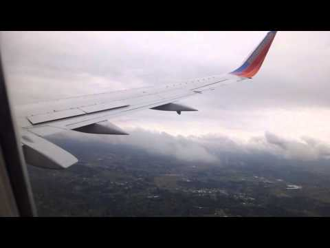 Southwest Airlines Boeing 737 Sacramento to Portland OR