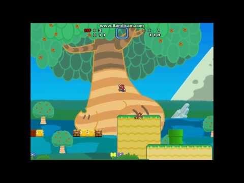 Misc Computer Games - Super Mario Bros 3 - Ending