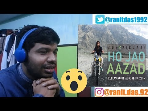 download lagu Zoe Viccaji- Ho Jao Aazad   Reaction & gratis