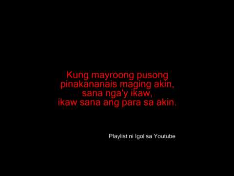 Sana Nga (Ikaw Na)- The Company.flv
