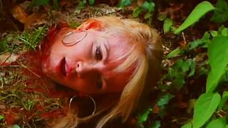 Beheading scene with Diana Dayton
