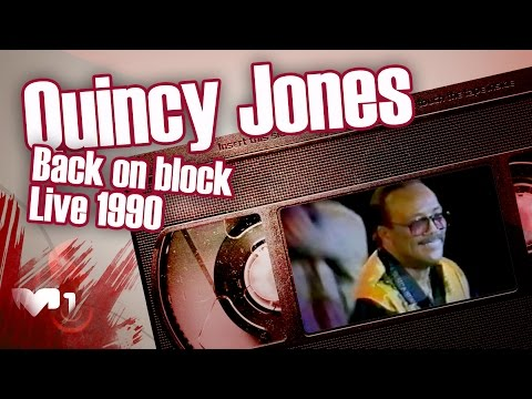 Quincy Jones Back On The Block