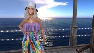 Spring into Second Life