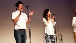 【目黒ゴスペル祭2016】J-POPメドレー(ハピネス、Best Friend、ひまわりの約束、Story)
