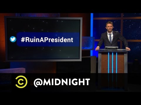Beth Stelling, Nate Bargatze, Adam Cayton-Holland - #HashtagWars - #RuinAPresident - @midnight