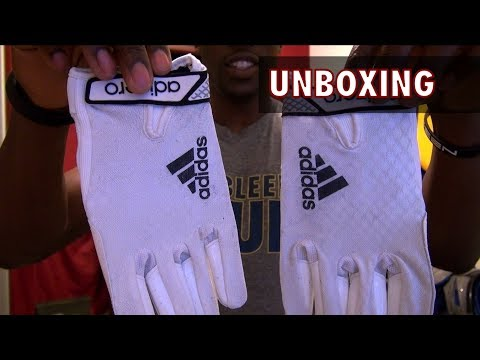Adidas Adizero 5-Star 3.0 Football Gloves Unboxing - Ep. 152