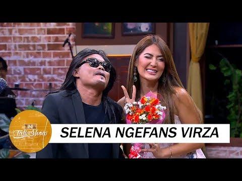 Terkocak, Saat Virza Dikagumi Maria Selena!