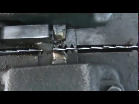 trabado sierra cinta