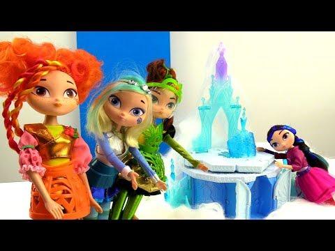 Сказочный Патруль - Мультфильм о волшебницах - Приключения с кристаллом