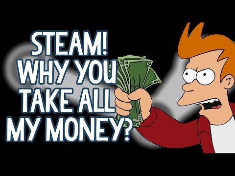 Why Do Steam Sales Take All My Money?! - Reality Check klip izle