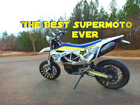 Husqvarna 701 Supermoto One Year Ownership Review | The Best Supermoto