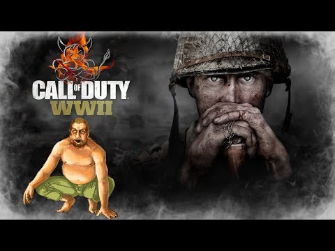 Download video Call of Duty: WWII - НАЧАЛЬНИК ! ОНА ОБОСРАЛАСЬ !!!1