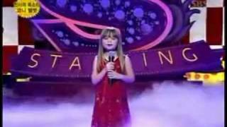 Connie Talbot part 1 - The video you perhaps never saw / Somwhere Over The Rainbow