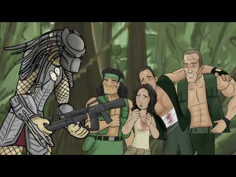 How Predator Should Have Ended