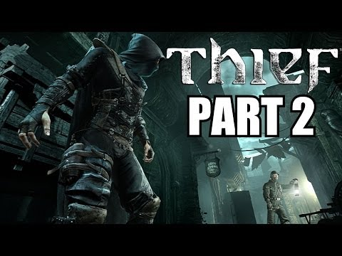 Thief Walkthrough Part 2 With Commentary - Lyegrove's Jewelled Mask - Pc Ultra Settings Gameplay video