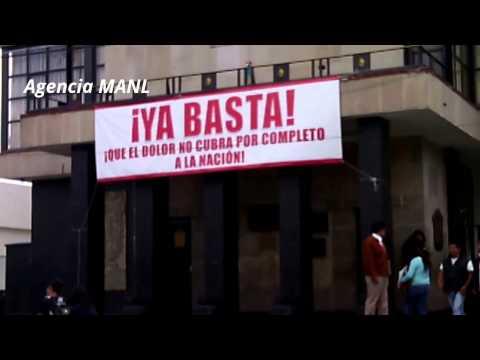 ¡Ya basta!: Texcoco