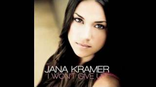 Watch Jana Kramer I Won