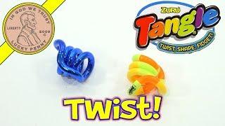 Tangle Classic & Metallic Fidget Toy - Twist, Shape, Fidget