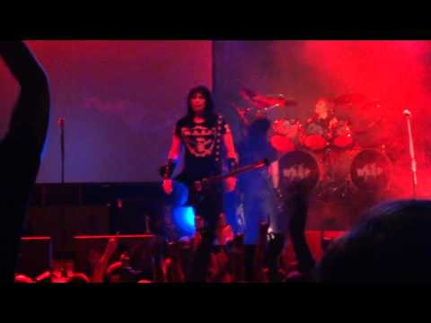 WASP 20.05.2012г., г. Краснодар, Blackie Lawless rules!