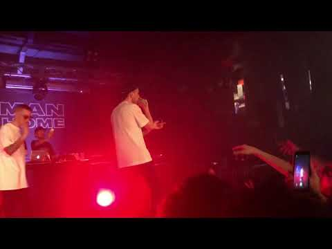 "MadMan - ""Blue Sky (feat. Gemitaiz)"" Live @Orion Roma"