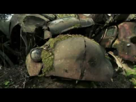 URBEX: The Swedish car cemetery