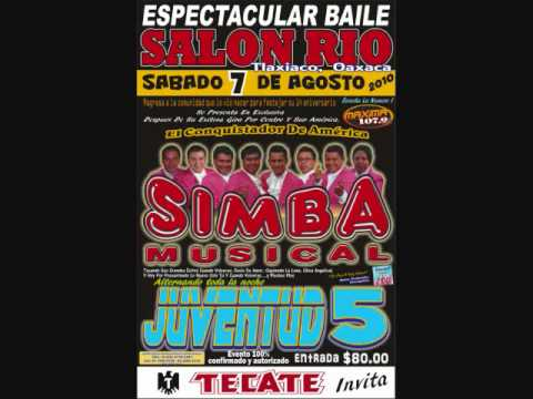 SIMBA MUSICAL, en Tlaxiaco, Oaxaca